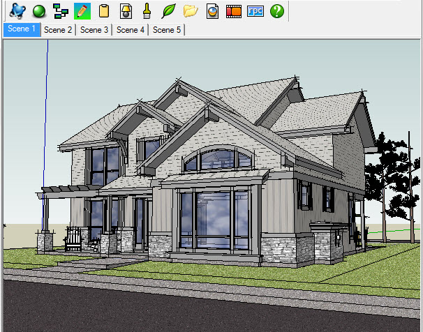 SketchUp Model for HDRi Sky.jpg